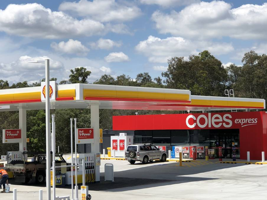 COMPETITION: A new Coles Express service station has opened to cater for Yarrabilba's growing population.