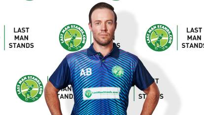 MR 360: South African cricketer AB de Villiers will be the face of Last Man Stands