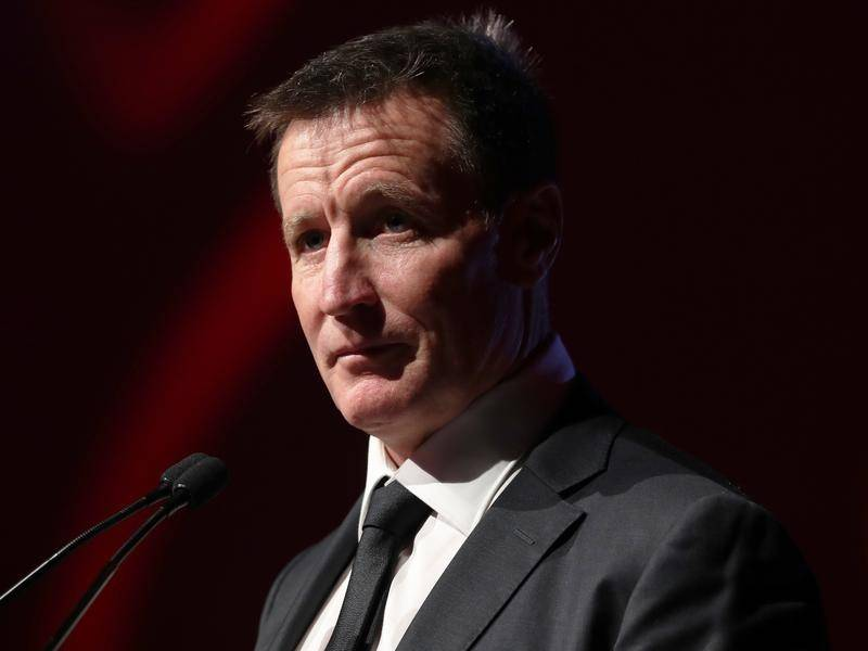 Former West Coast coach John Worsfold says he did his best to hold Ben Cousins accountable.